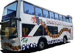 Panoramic City Tour of Puebla by Double Decker Bus