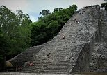 Beat the Crowds: Independent Tour of Coba with Private Transportation