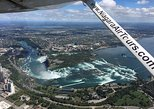 Niagara Falls Full-Day Package: Airplane Tour, Boat and Land Tour, and Winery Tasting