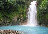 Central America - Costa Rica: Río Celeste & Volcán Tenorio from Guanacaste