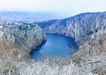 Dalmatian hinterland: Blue & Red Lake in Imotski with Food and Wine tasting