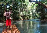 Private Dunn's River Falls and Martha Brae River Rafting Tour from Negril