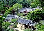 Korean Andong Hahoe historic village tour