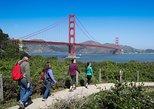 Fishermans Wharf to Golden Gate Bridge Walking Tour