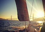 America's Cup Sailing Adventure on San Francisco Bay: Sunset Sail