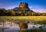 Private Day Trip to Sigiriya Rock Village Tour and Minneriya from Dambulla