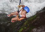 Rainforest Waterfall Rappelling and Monkey Drop Tour from La Fortuna-Arenal