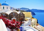 Best of Santorini, Private 4 hour Island tour, Oia, winery, Pyrgos, Caldera