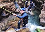 Guided Visit: Canyoning in Granada, Lentegi Canyon
