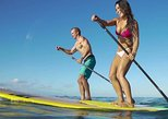 Stand Up Paddling in La Mer