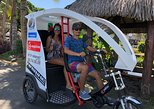 Electric Tuk-Tuk Cultural and Shopping Tour of Papeete