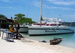 Marlin del Rey Catamaran Snorkel Sunset Cruise from Tamarindo