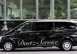 Business Van Shuttle to Munich