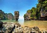 James Bond Island Including Canoe Tour from Phuket