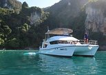7-Hour Phi Phi and Maiton Islands by Power Catamaran with Lunch