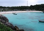Full-Day Racha Islands Tour Including Lunch and Speedboat Transfers from Phuket