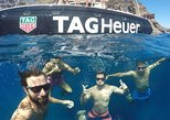 Caldera Vintage Tag Heuer Sailboat Cruise with Meal and Drinks