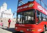 Red Buses Helsinki Hop-On Hop-Off Bus with Boat Option