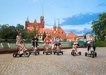 The Grand E-Scooter (3 wheeler) Tour of Wroclaw - everyday tour at 9:30 am