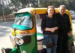 Behind the Taj Mahal with Sunrise or Sunset view by Tuk Tuk Ride