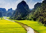 Hoa Lu Tam Coc Full-Day DELUXE Tour Including BUFFET LUNCH & River Boat Ride