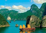 Full Day Halong Bay Islands and Caves with Kayaking from Hanoi