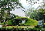 Tour to Besant Nagar Beach, The Huddleston Gardens & Semmozhi Poonga in Chennai