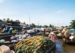 Cai Rang Floating Market & Mekong Delta Full-Day Private Tour from Ho Chi Minh