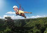 Toro Verde 8 zipline plus the Beast FREE TRANSPORTATION & LUNCH