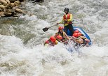 White-water Rafting with Ziplining from Phuket