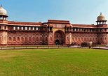 Agra Fort Skip the Line Admission Ticket with Optional Transportation