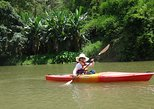 1-Day Bike and River Kayak Adventure from Chiang Mai