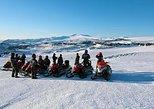 Snowmobiling Experience on Mýrdalsjökull Glacier
