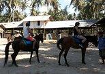 Bali Beach Horse Riding and Hidden Canyon Tour