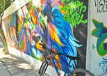 Bike Tour in Playa del Carmen visiting artistic murals