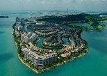Sentosa Island S.E.A. Aquarium Entrance with Private Transfer from Singapore