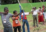 Archery Session at Letsatsing Game Park from Sun City Resort