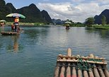 1 Day Yangshuo Countryside Cycling and Yulong bamboo boat Private Tour