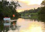 Jungle Trolley, Bamboo Raft & Mayan Village