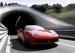 Ferrari Test Drive Experience & Tour in Milan (10km) 30min