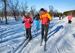 Cross-Country Ski Lesson for Beginners in Tromso