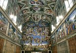 Vatican museum and Sistine Chapel skip the line small group evening tour
