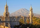 Afternoon : Arequipa Walking tour