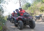 LIVE THE ADVENTURE WITH ADRENALINE IN ATVS RAFTING JUNGLE RIVER FAUNA AND FLORA
