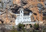 Private Excursion - Monastery Ostrog in Montenegro from Dubrovnik