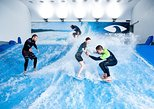 Indoor surfing Prague