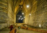 1 Day Private Tour-Slanic Salt Mine, Mud Vulcanos & Wine Testing From Bucharest