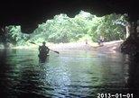 Cave-kayaking and Zipline from San Ignacio
