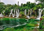 From Sarajevo: Visit Kravice waterfall