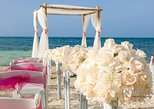 Intimate Carribean Beach Ceremony